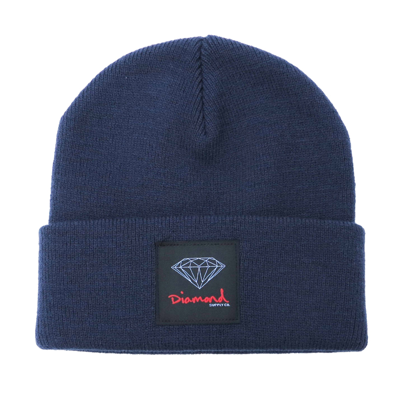 ダイヤモンド|OG SIGN BEANIE ( NAVY )