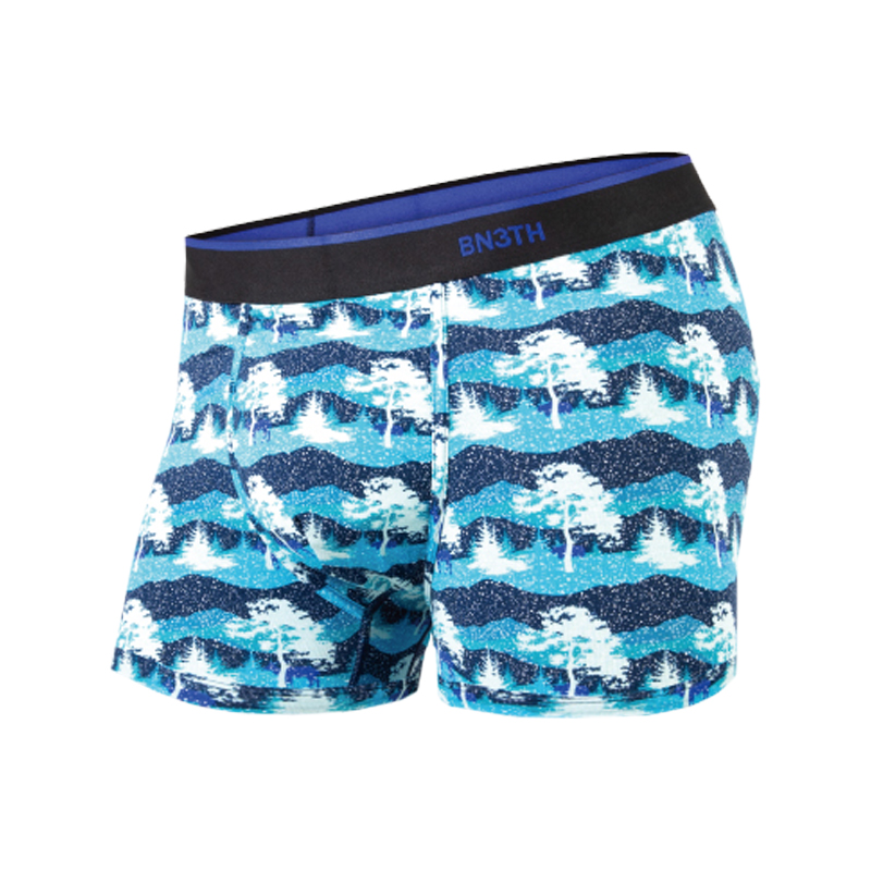 マイパッケージ|WEEKDAY TRUNKS PRINTS ( WONDERLAND BLUE ) M( 30インチ~32インチ )
