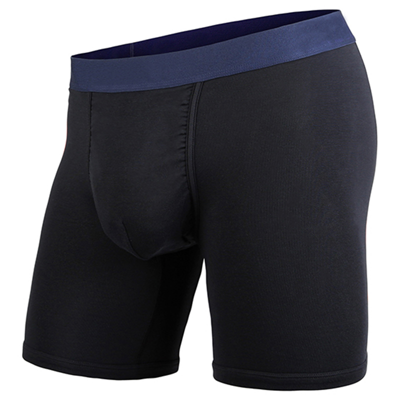 マイパッケージ|CLASSIC LITE BOXER BRIEF SOLID ( BLACK/NAVY ) L( 32インチ~34インチ )