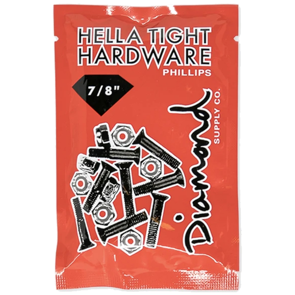 ダイヤモンド|HELLA TIGHT PHILLIPS HARDWARE 7/8 SILVER