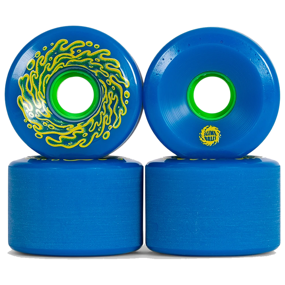 サンタクルーズ|SLIMBALL OG SLIM BLUE/GREEN 66mm 78A