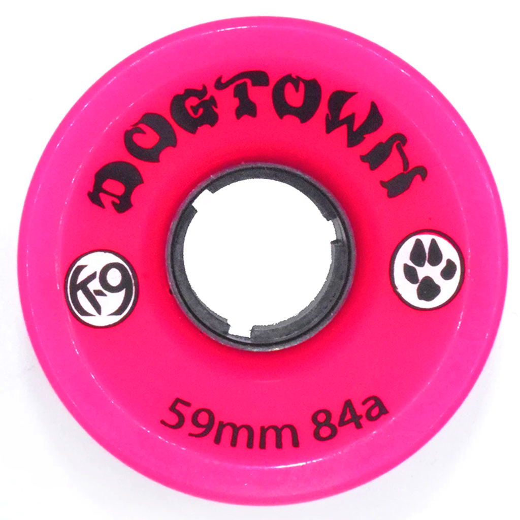 ドッグタウン|K-9 CRUISER WHEELS 59mm 84A ( NEON PINK )