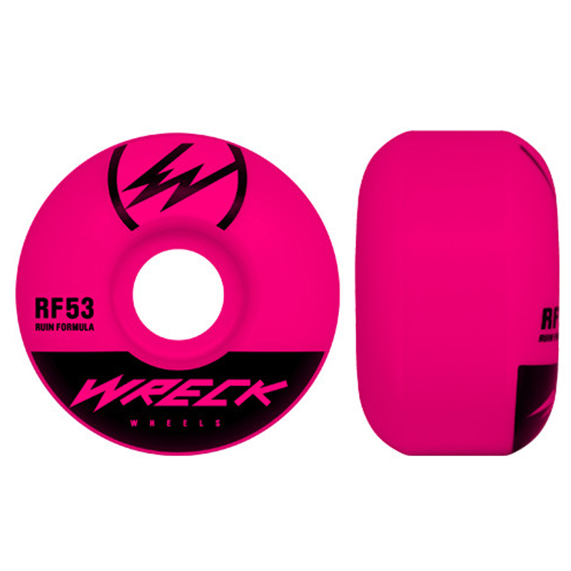 レック ウィール|W1 ORIGINAL CUT PINK 53mm 83B