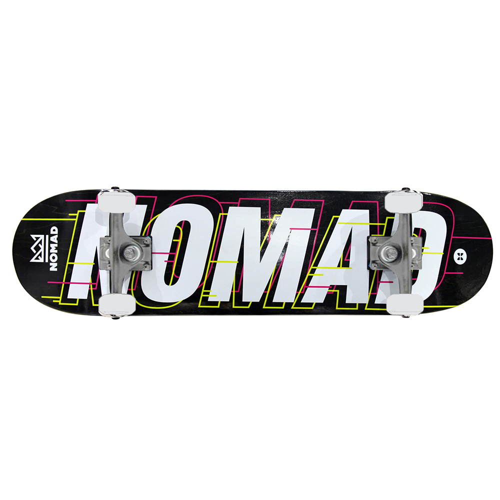 ノマド|NOMAD GLITCH BLACK 8.0×31.69