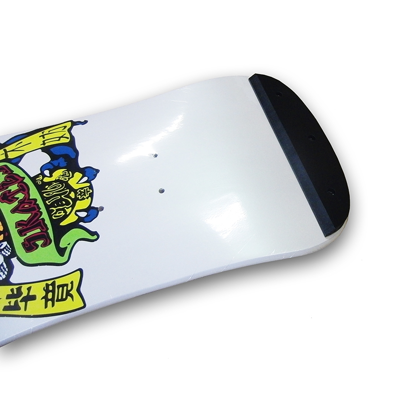 ラッドレイルズ|RAD RAILZ TAIL SKID (BLACK) 8.0